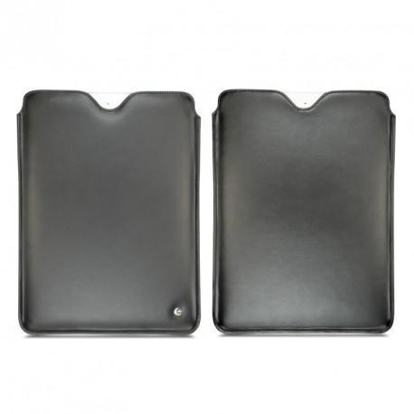 Apple iPad Air leather case - Noir ( Nappa - Black )