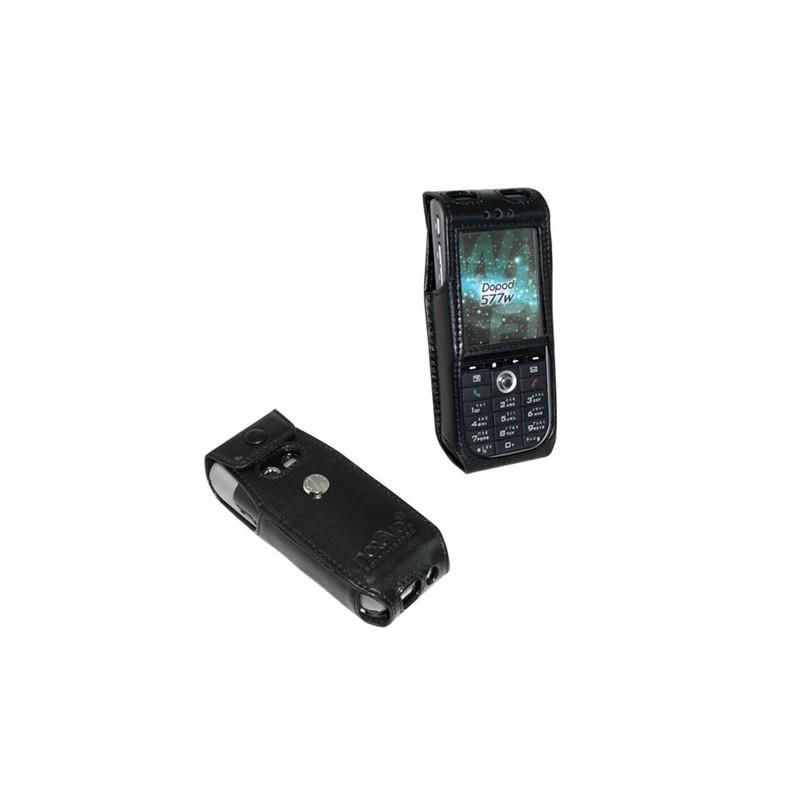 Qtek 8310 - i-Mate SP5 - Dopod 577w leather case