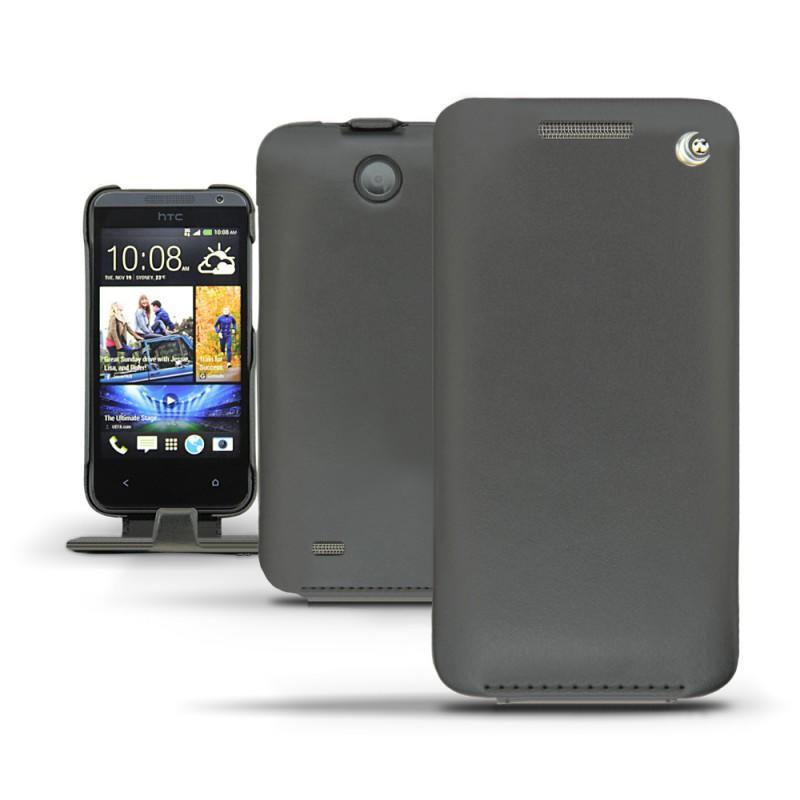 HTC Desire 300 leather case