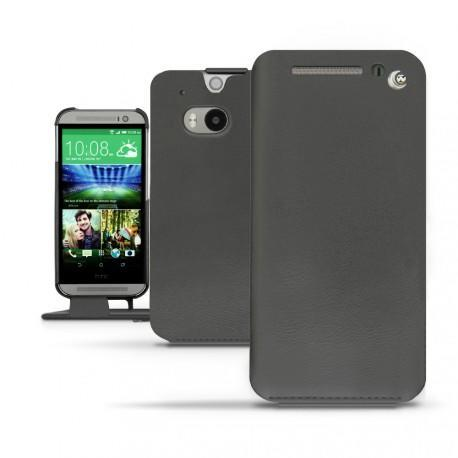HTC One M8  leather case