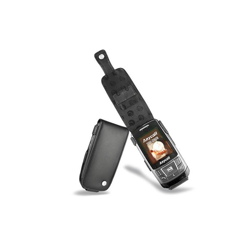 Samsung SGH-D900 leather case