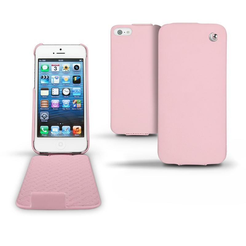 housse cuir apple iphone 5