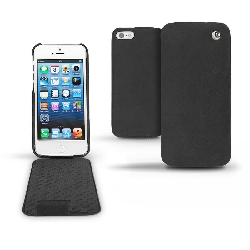 Housse cuir apple iphone 5 for Housse iphone 5 cuir