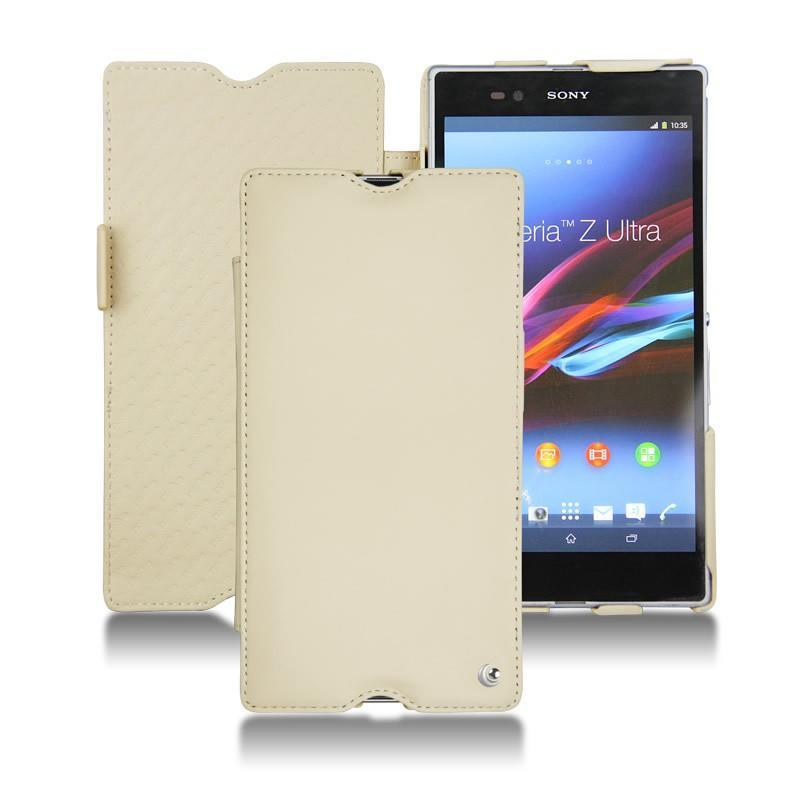 Protections housse coque tui pour sony xperia z ultra for Housse xperia xz