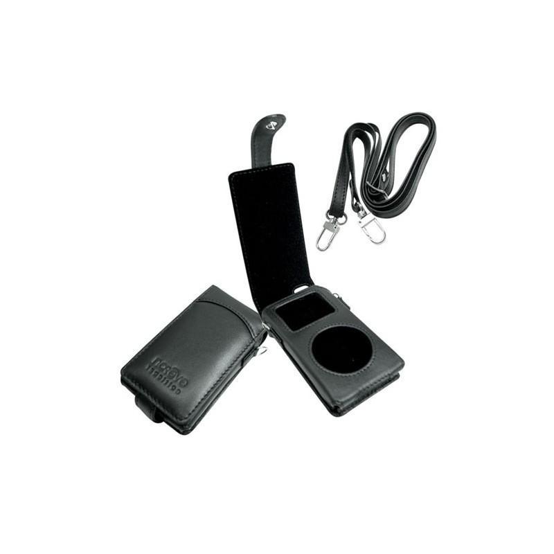 Shoulder-strap leather case Apple iPod 4G 20Gb