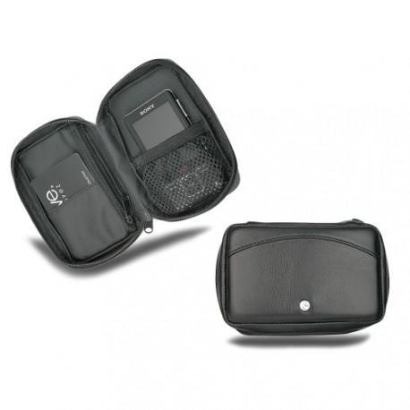Universal  leather case pouch for MP3 players
