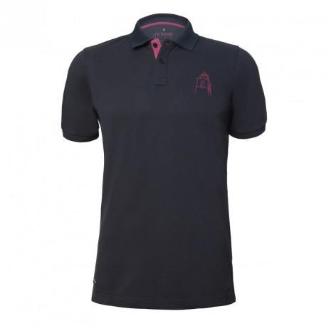 The chic Tropezian polo shirt