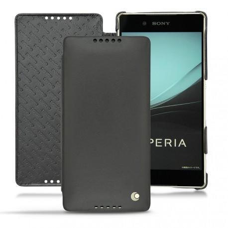 Capa em pele Sony Xperia Z3+ - Xperia Z4
