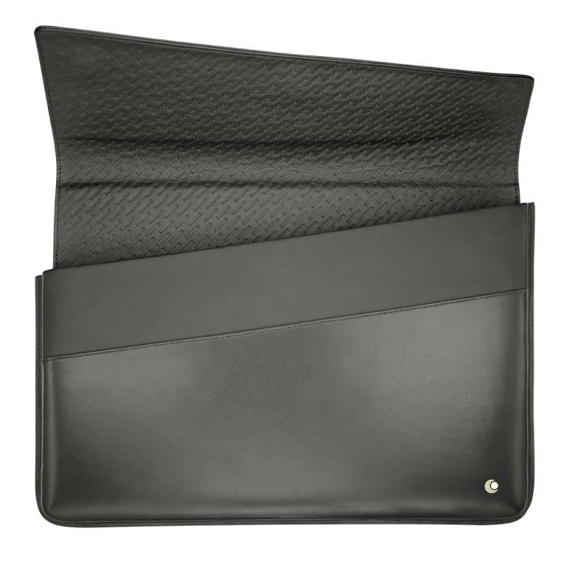 Housse cuir pour ordinateur portable 13 39 griffe 1 for Housse ordinateur portable