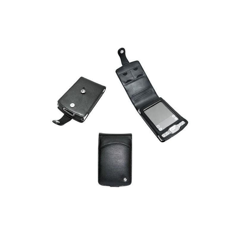 Leather case Palm Tungsten E2