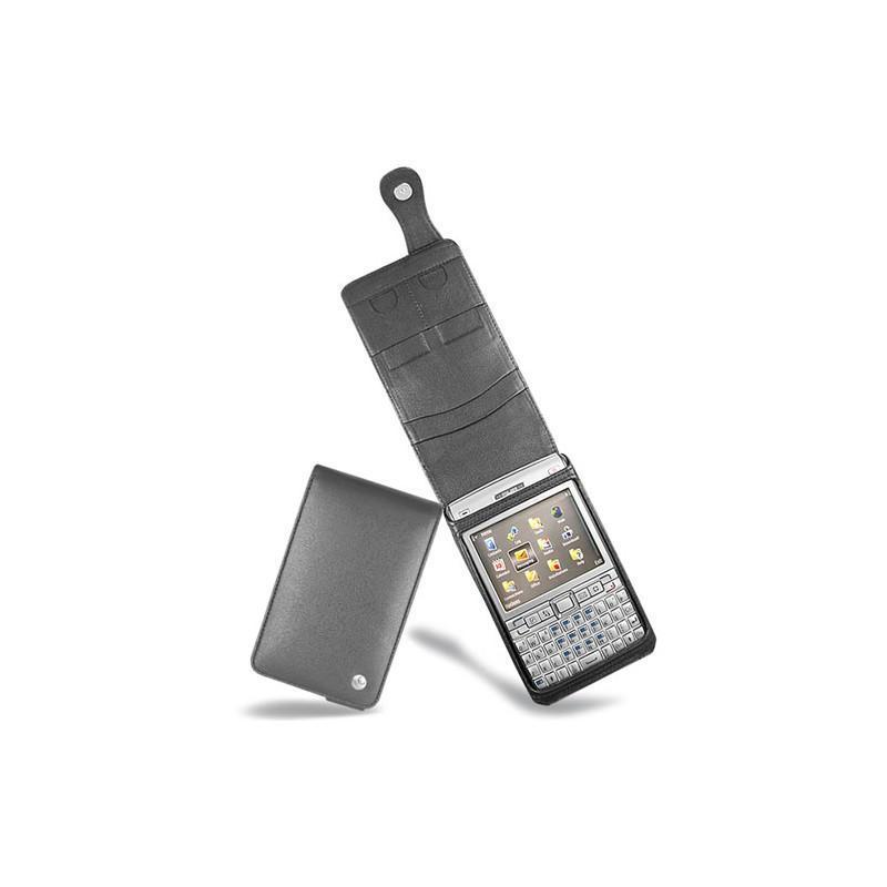 Nokia E61i leather case