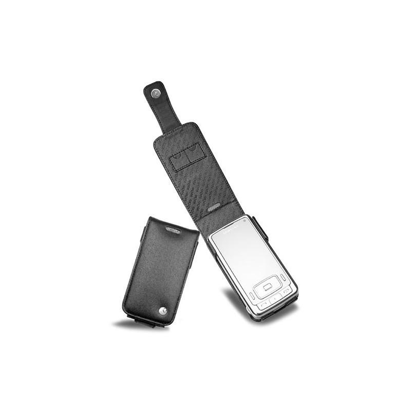 Samsung SGH-G800 leather case