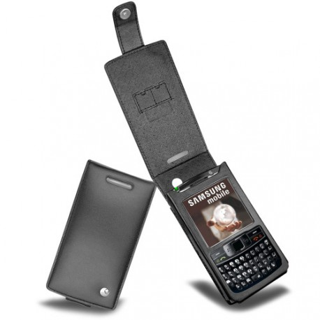 レザーケース Samsung SGH-i780  - Noir ( Nappa - Black )