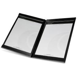 Porte menu A4 - Double
