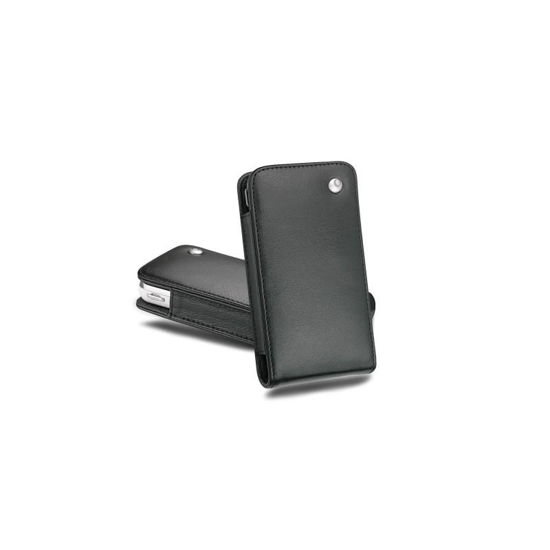 Samsung SGH-i900 Omnia leather case