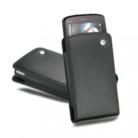 HTC T8282 - HTC Touch HD leather case