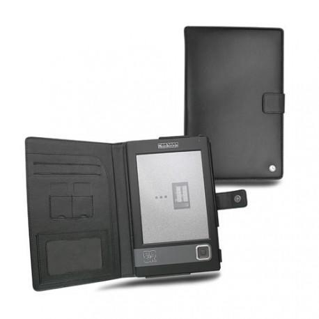Bookeen Cybook Gen3  leather case - Noir ( Nappa - Black )