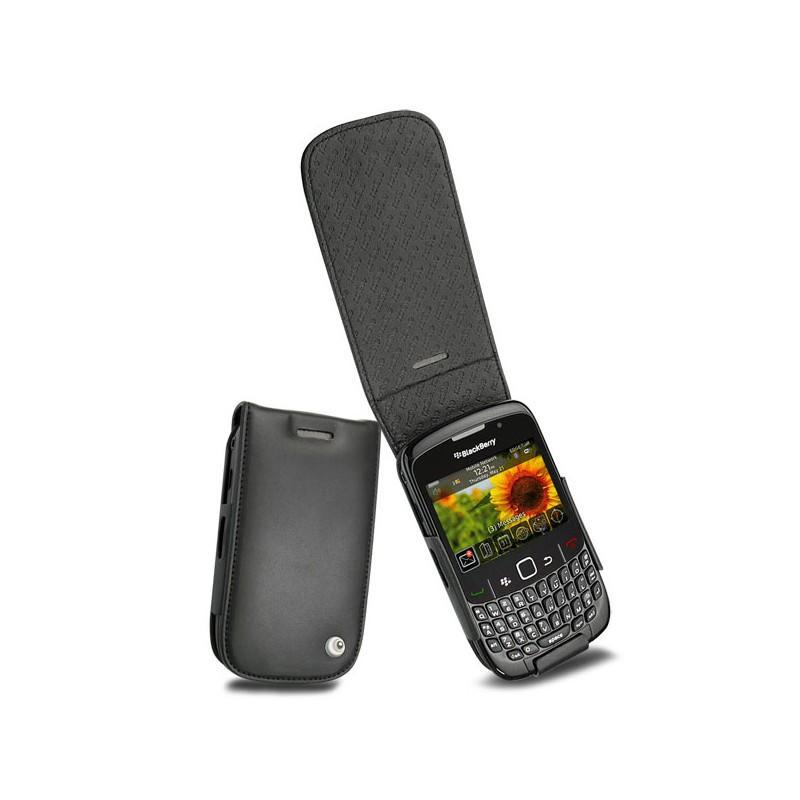 BlackBerry Curve 8520 - 8530 - 9300 leather case