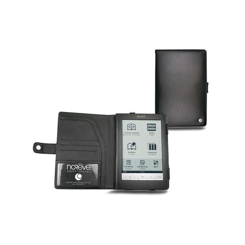 Sony Reader eBook PRS-600 Touch Edition leather case