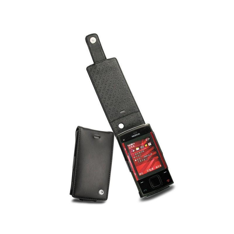 Nokia X3 leather case