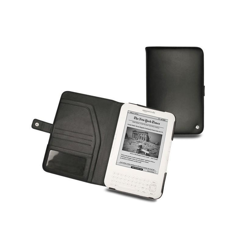 Amazon Kindle 3 leather case