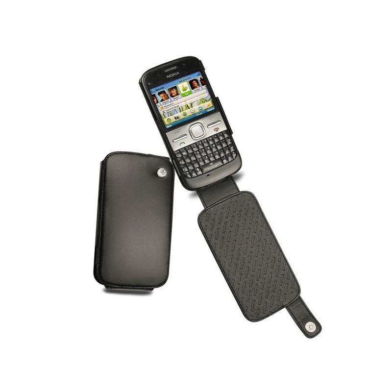 Nokia E5-00 leather case