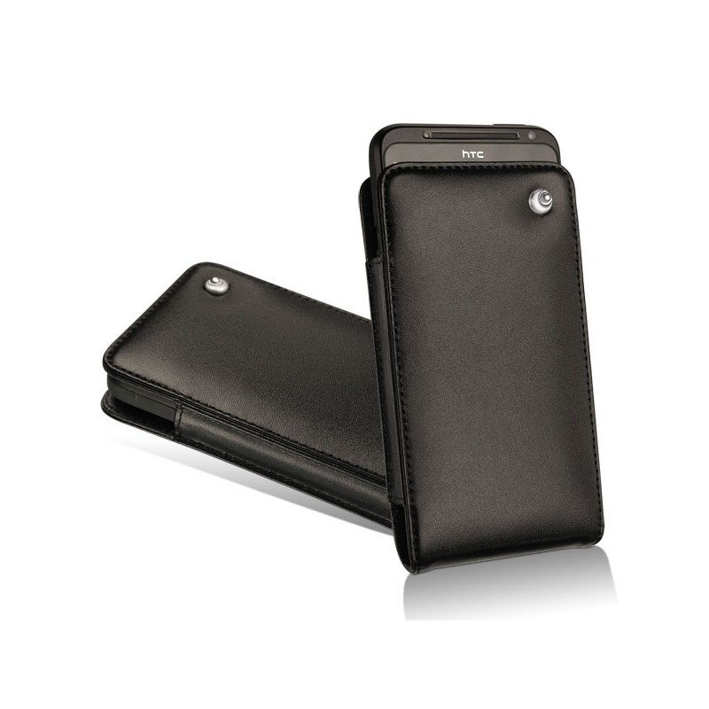 HTC Evo 3D leather case