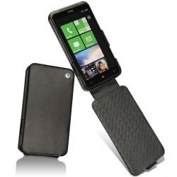 Lederschutzhülle HTC Titan