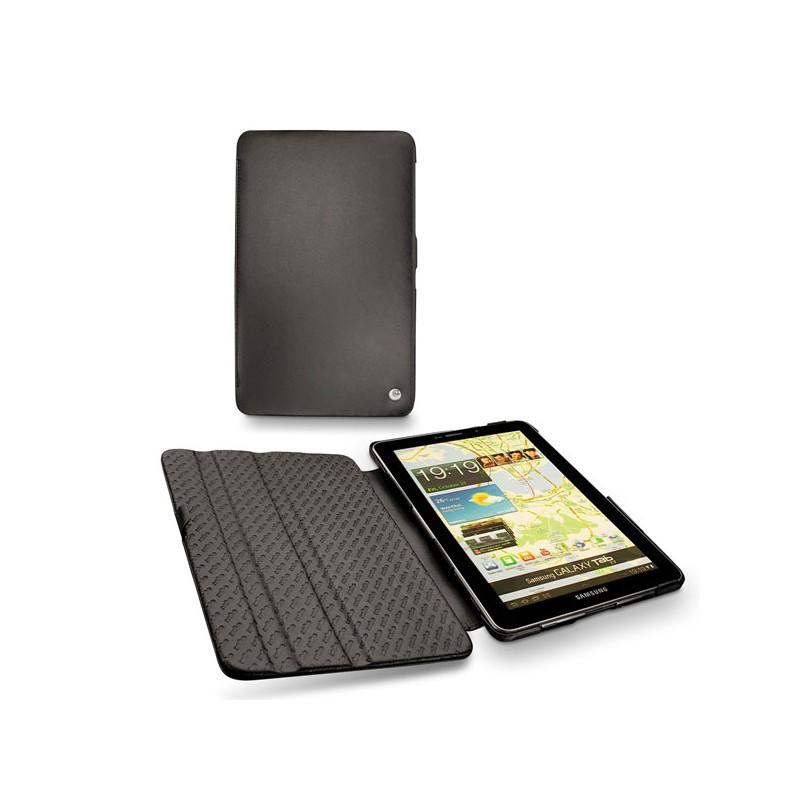 Samsung GT-P6800 Galaxy Tab 7.7 leather case