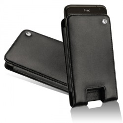HTC Sensation XL - HTC Titan leather case