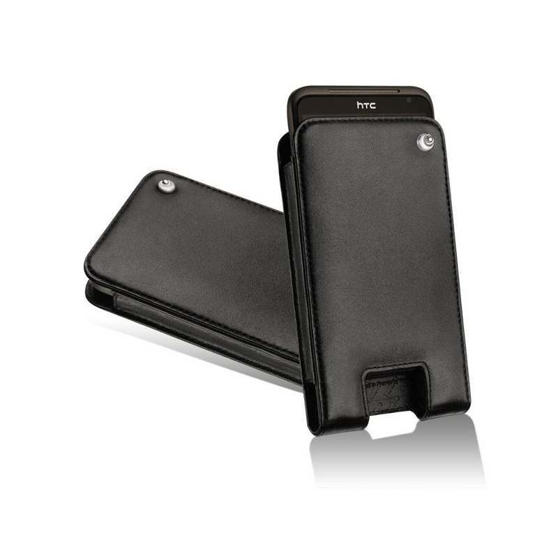 HTC Sensation XL - HTC Titan leather case