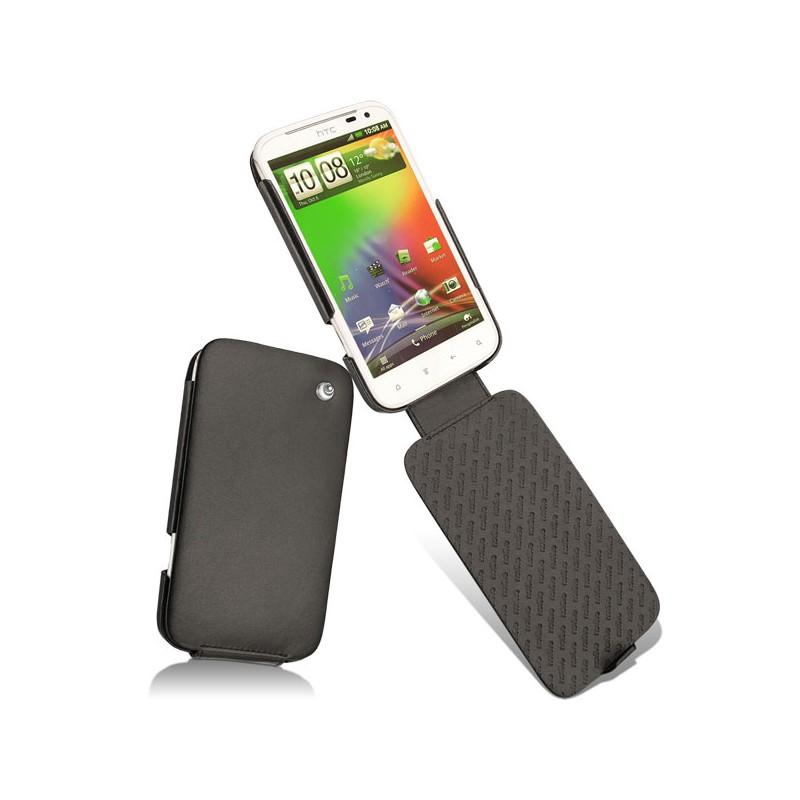 HTC Sensation XL leather case