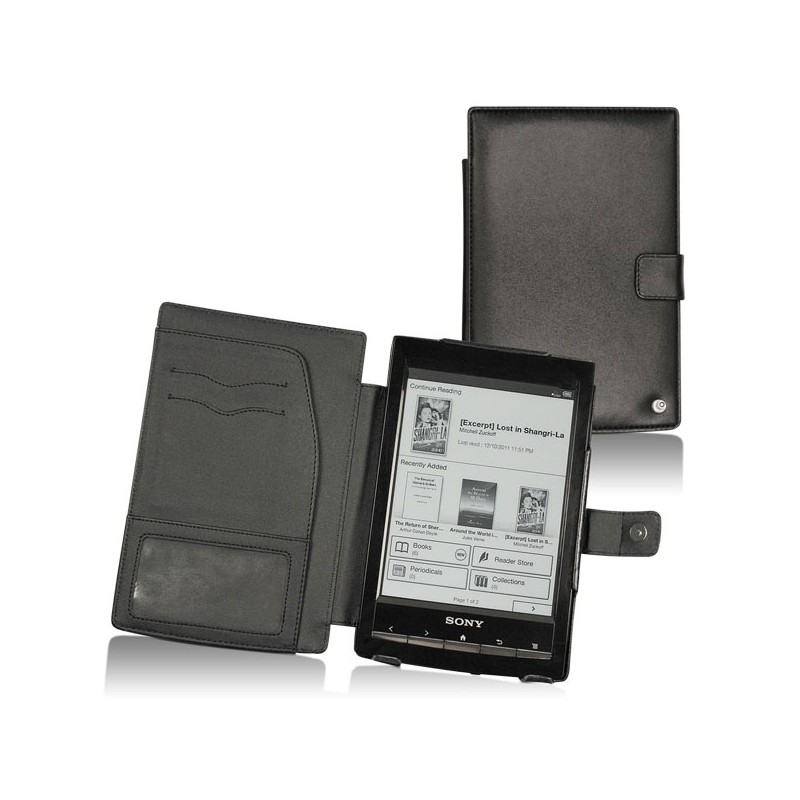Sony Reader PRS-T1 leather case