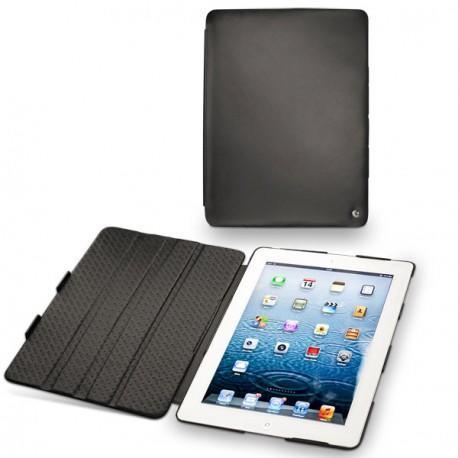 Housse cuir Apple iPad 3 - Noir ( Nappa - Black )