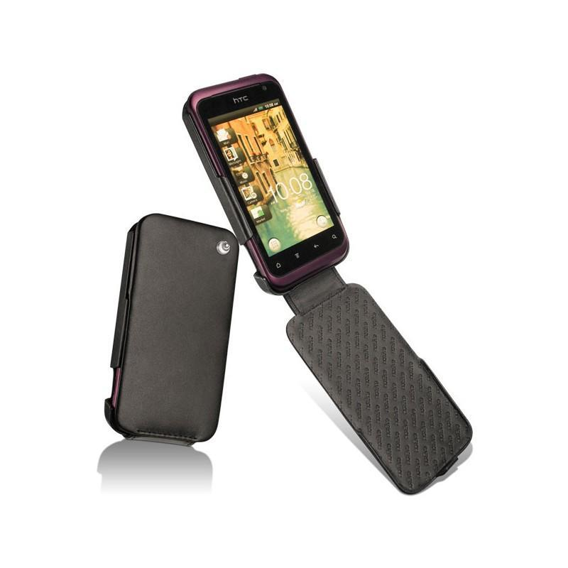 HTC Rhyme leather case