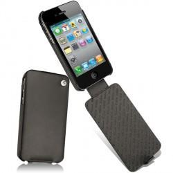 Apple iPhone 4 leather case