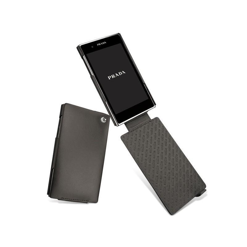Custodia in pelle LG P940 Prada 3.0
