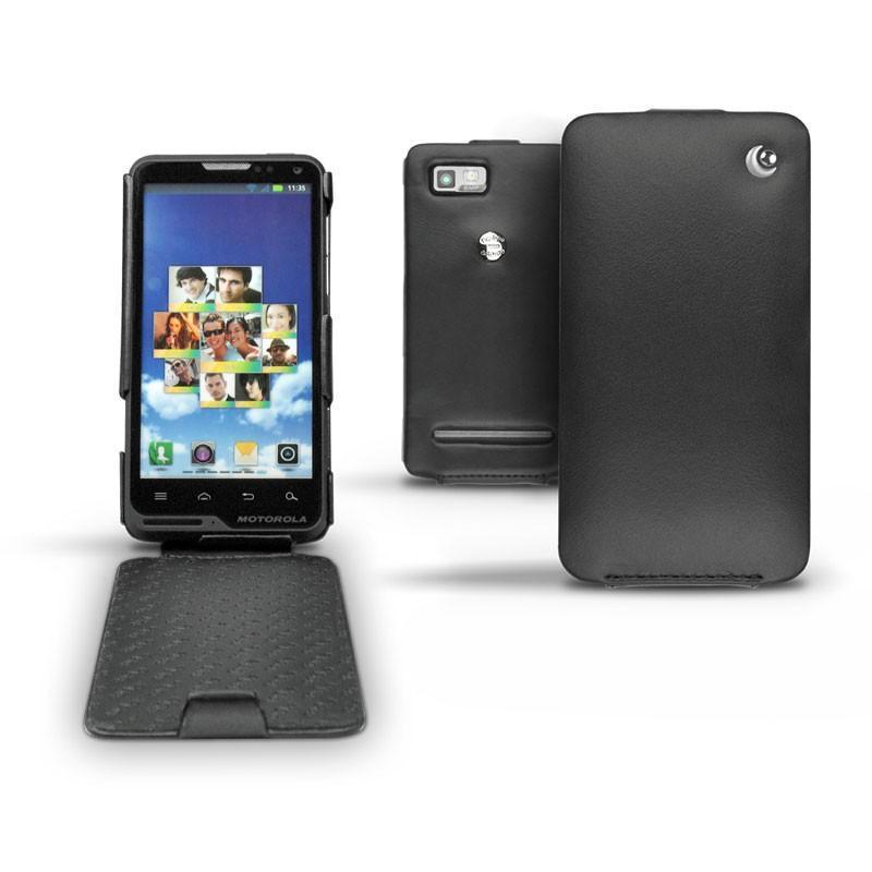 Motorola Motoluxe leather case
