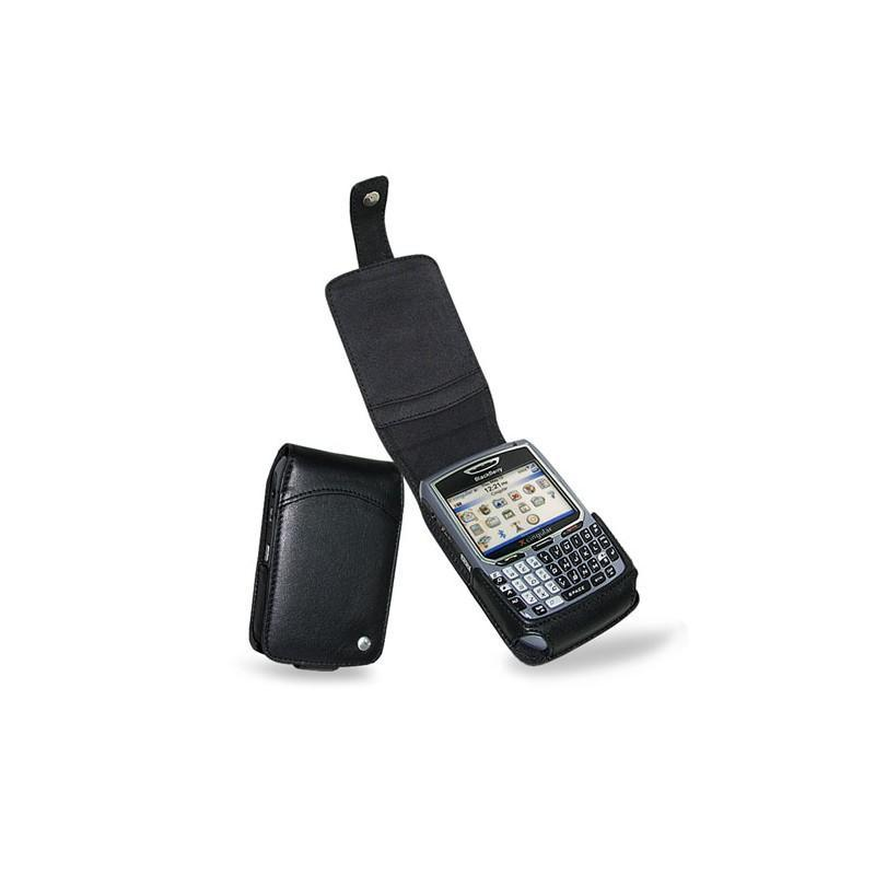 BlackBerry 8700c - 8700r - 8700f - 8700g leather case