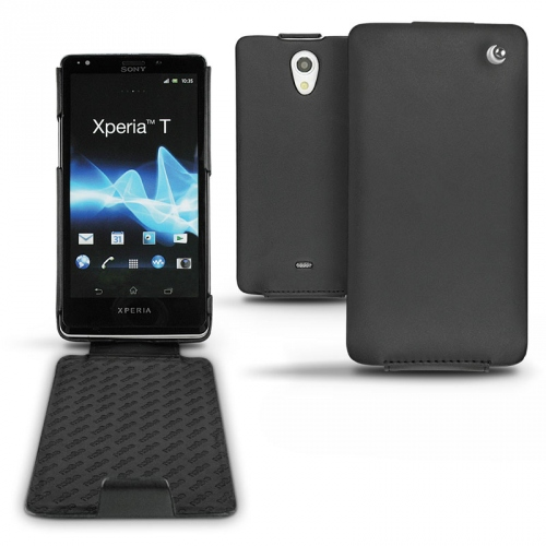 Sony Xperia T Tradition leather case