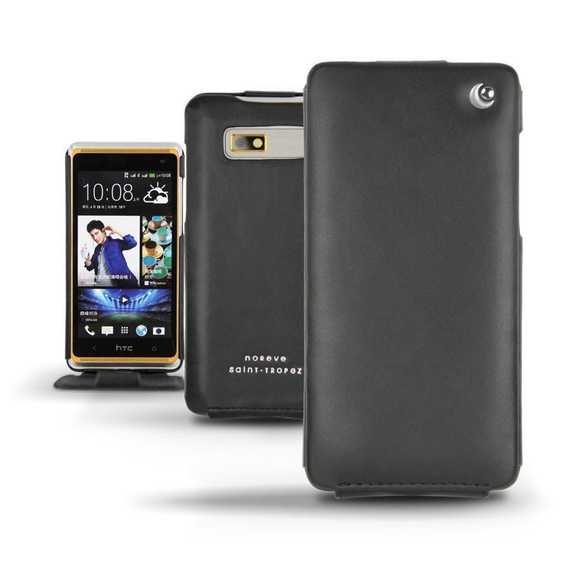 HTC Desire 600 leather case