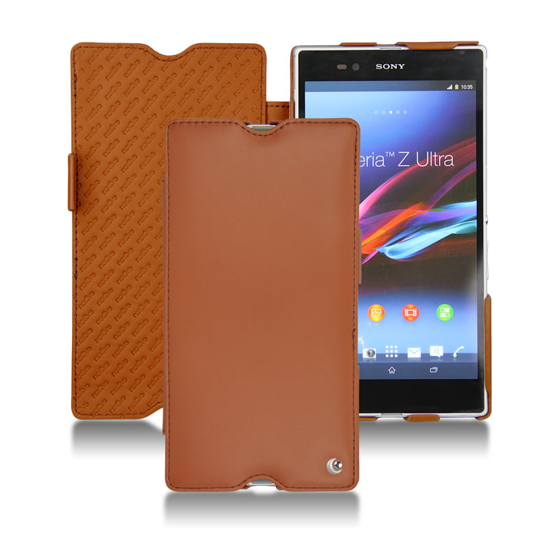 Housse cuir Sony Xperia Z Ultra