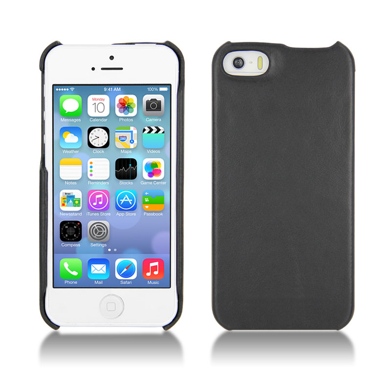 Apple iPhone 5S Tradition E leather case