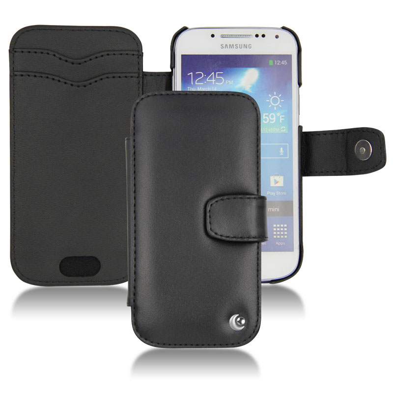 Samsung GT-i9190 Galaxy S4 mini Tradition B leather case
