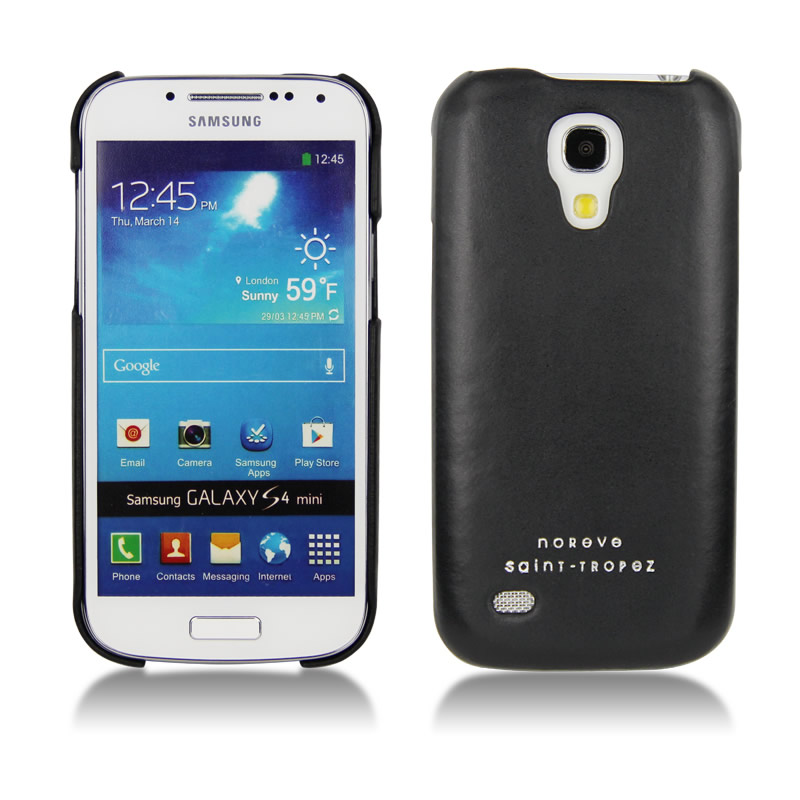 Samsung GT-i9190 Galaxy S4 mini Tradition E leather case