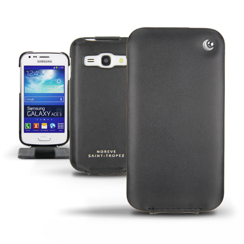Samsung GT-S7270 Galaxy Ace 3 Tradition leather case