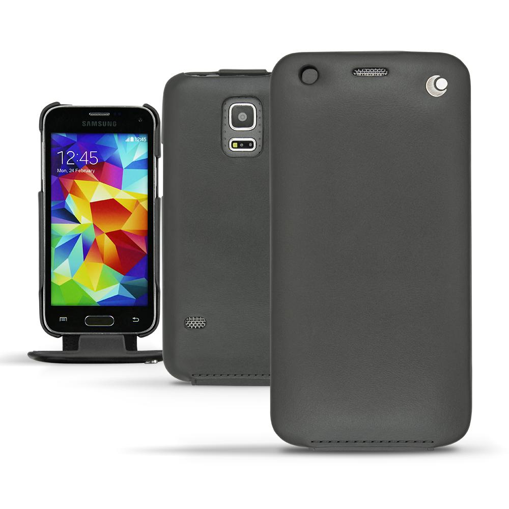 Samsung SM-G800 Galaxy S5 mini Tradition leather case