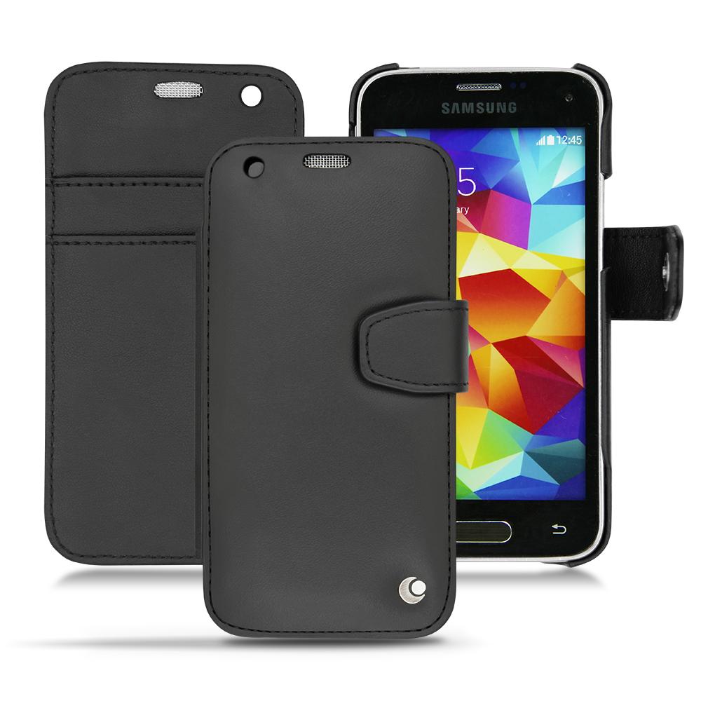 Samsung SM-G800 Galaxy S5 mini Tradition B leather case