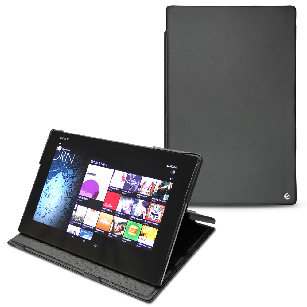 Housse cuir Sony Xperia Z2 Tablet