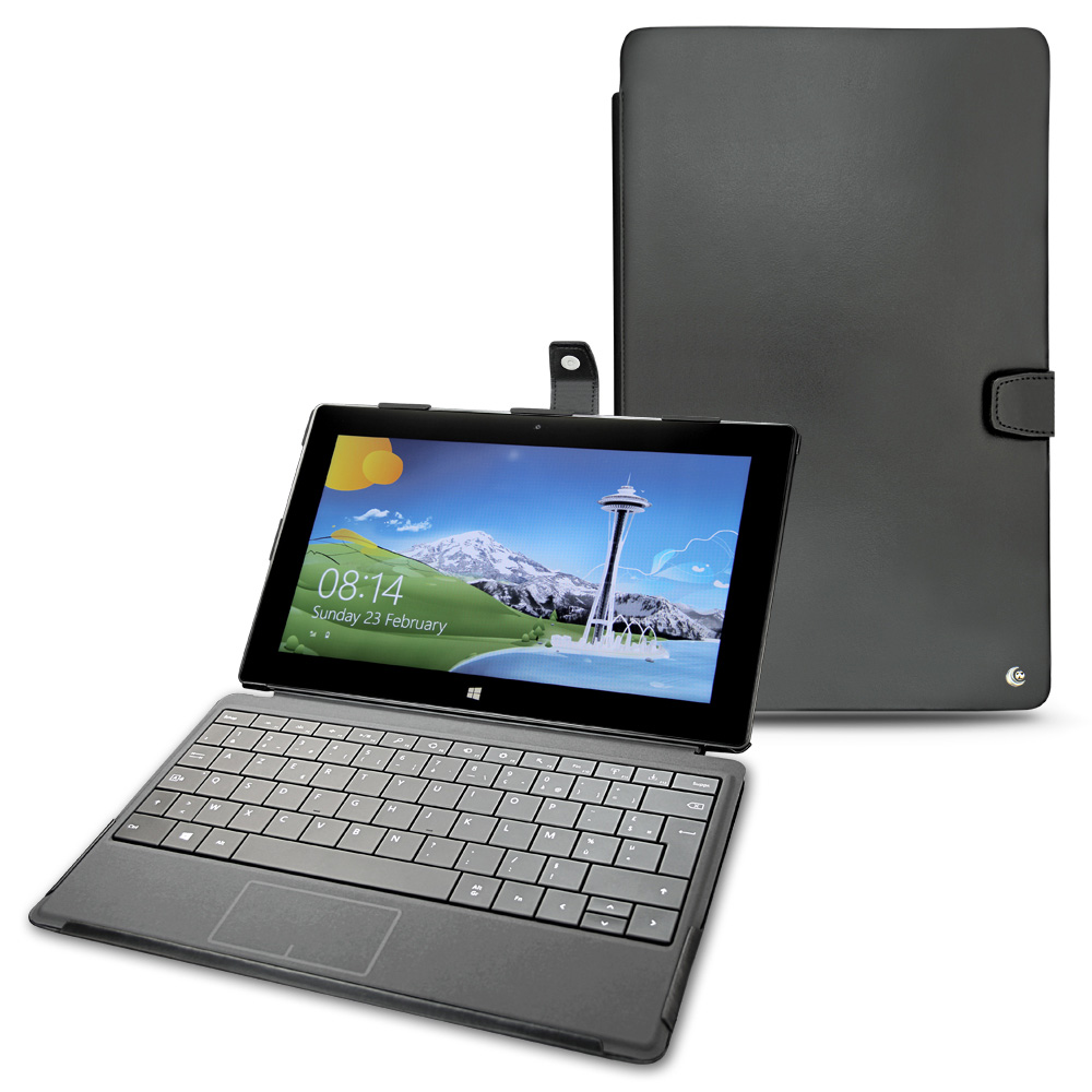 Housse cuir Microsoft Surface Pro